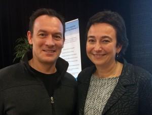 Christophe Vigliano et Natalia Caycedo, Sophrologie Caycédienne